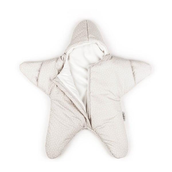 Śpiworek dla dziecka (również na lato) Beige Star, do 3 miesięcy