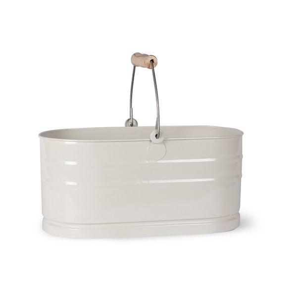 Biały koszyk na środki czystości Garden Trading Utility