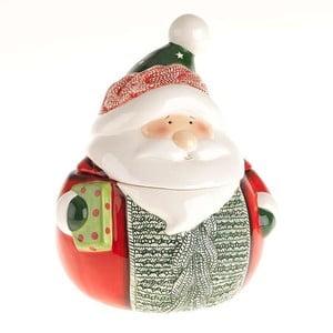 Pojemnik na ciastka Santa
