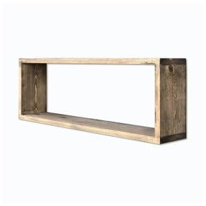 Półka drewniana Simple