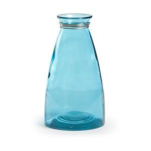 Niebieski wazon La Forma Abar