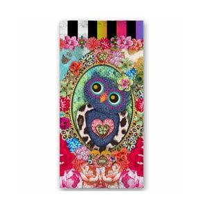 Ręcznik Owlie, 75x150 cm