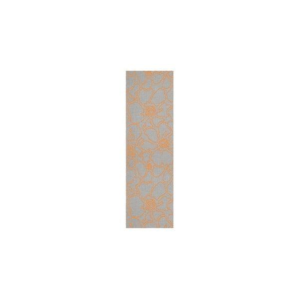 Wytrzymały dywan dwustronny Flou V4, 60x240 cm