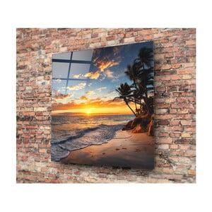 Obraz szklany Insigne Ludwina, 50x50 cm