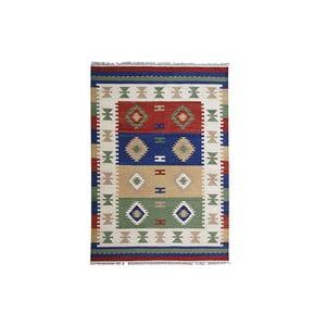 Ręcznie tkany dywan Kilim Classic K83, 125x185 cm