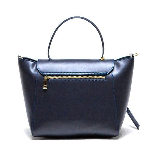Skórzana torebka  Isabella Rhea 394 Blu