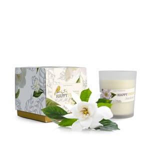 Świeczka o zapachu gardenii HF Living