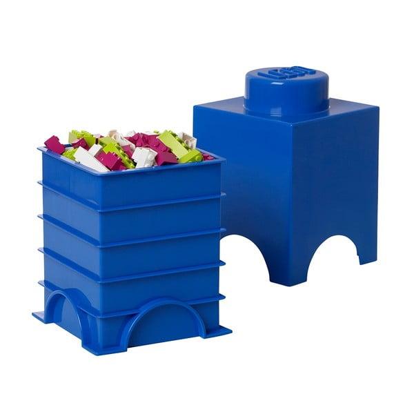 Zielony mały pojemnik LEGO®