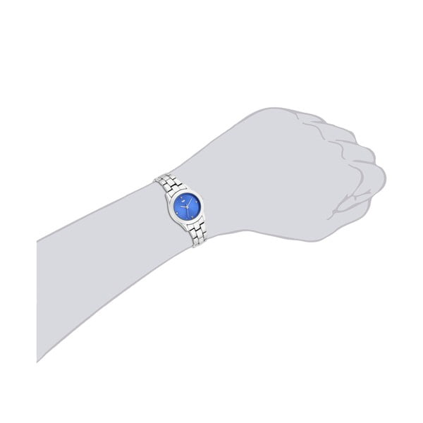 Zegarek damski Rhodenwald&Söhne Hetja Silver Blue