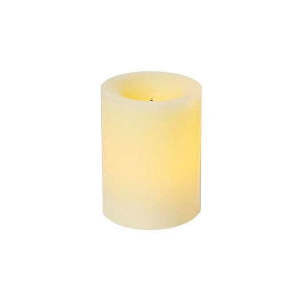 Świeczka woskowa LED Light, 10 cm