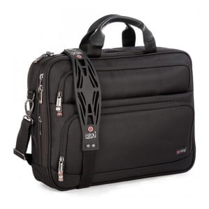 Torba na notebook i-stay Fortis, czarna