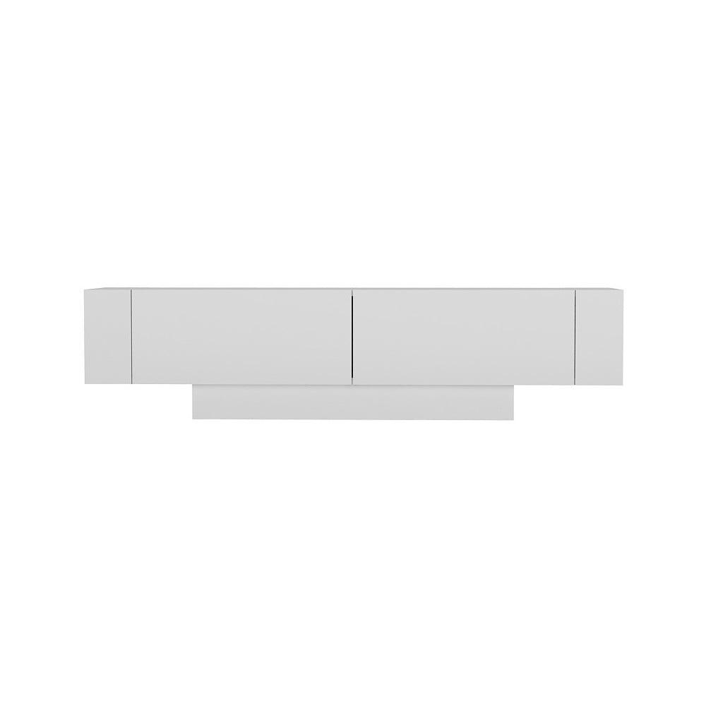 Biała szafka pod TV Matera White