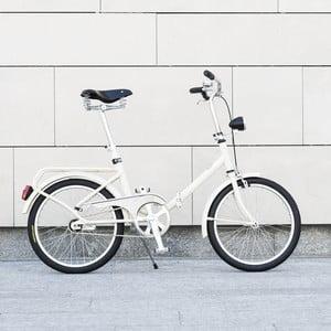Vintage składak Dude Bike Top, biały