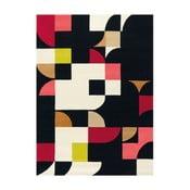 Ręcznie tkany dywan Spirit Red, 170x240 cm