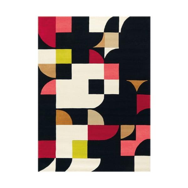 Ręcznie tkany dywan Spirit Red, 140x200 cm