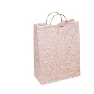 Różowa torba prezentowa Tri-Coastal Design Stockholm Bag