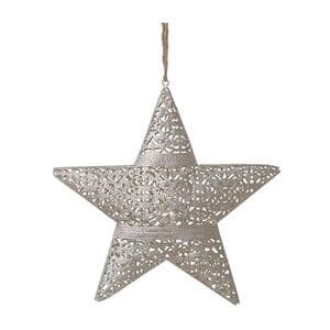 Dekoracja   wisząca, gwiazda InArt Xmas