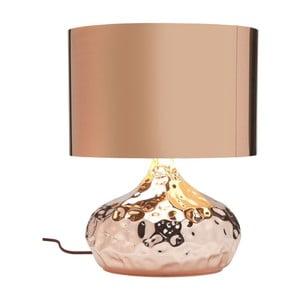 Lampa stołowa w miedzianej barwie Kare Design Rumble