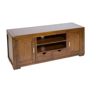 Drewniany stolik pod TV Santiago Pons Federico