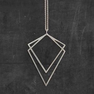 Naszyjnik Solid Silver z kolekcji Geometry