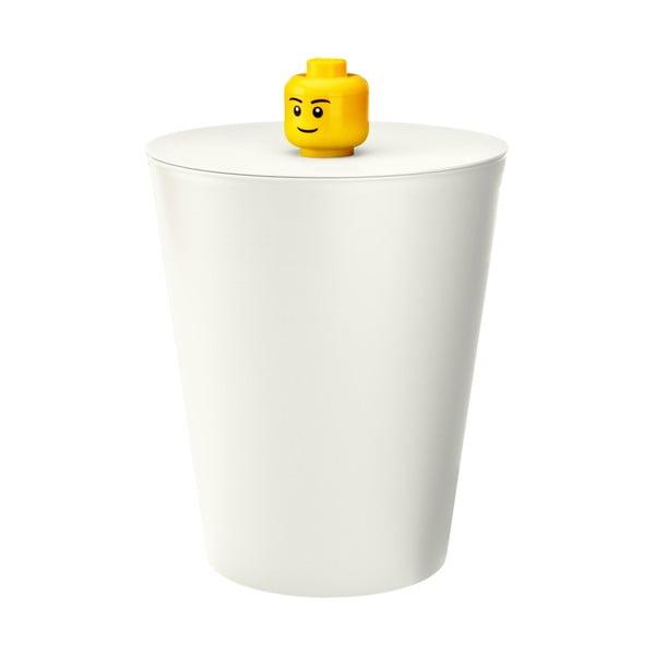 Kosz Lego, biały
