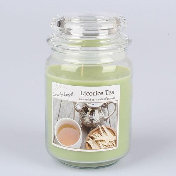 Świeczka zapachowa Dakls Licorice Tea