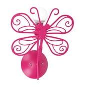 Różowy kinkiet Light Prestige Butterfly
