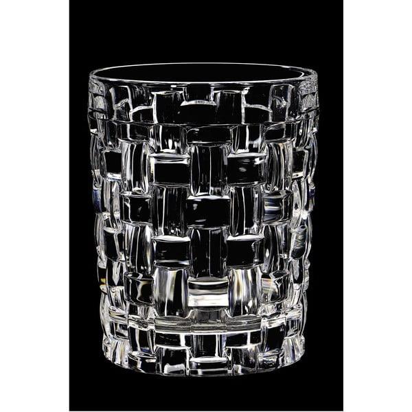 Zestaw 4 szklanek do whisky ze szkła kryształowego Nachtmann Bossa Nova