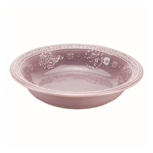 Ceramiczna miska na sałatkę Old Roze