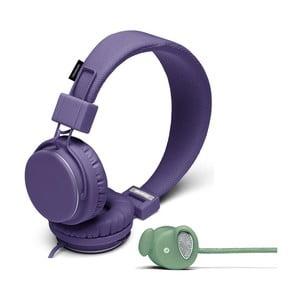 Słuchawki Plattan Lilac + słuchawki Medis Sage GRATIS