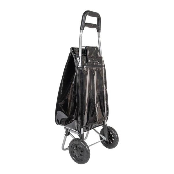 Czarna torba na kółkach Sabichi Patent