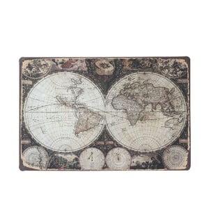 Tablica Around The World, 20x30 cm