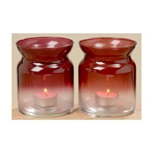 Zestaw 2 świeczników Boltze Dalida