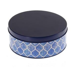 Metalowy pojemnik Blue Box