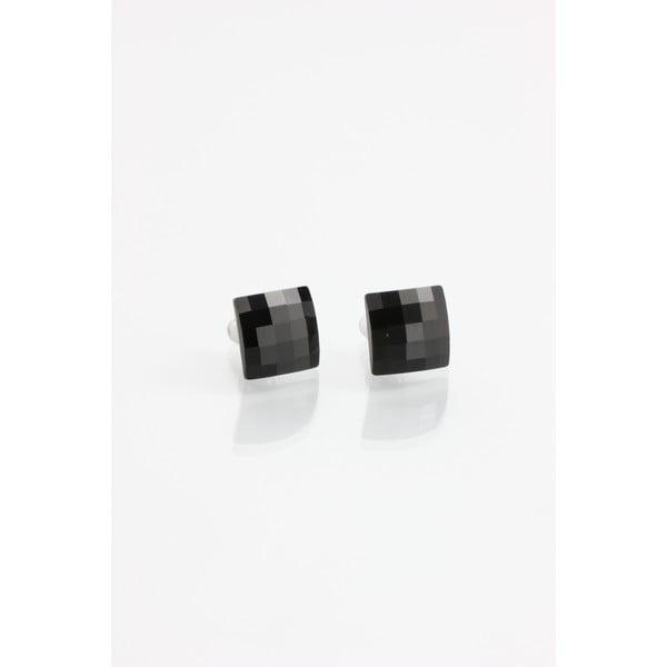 Kolczyki Laura Bruni Dark, 10 mm