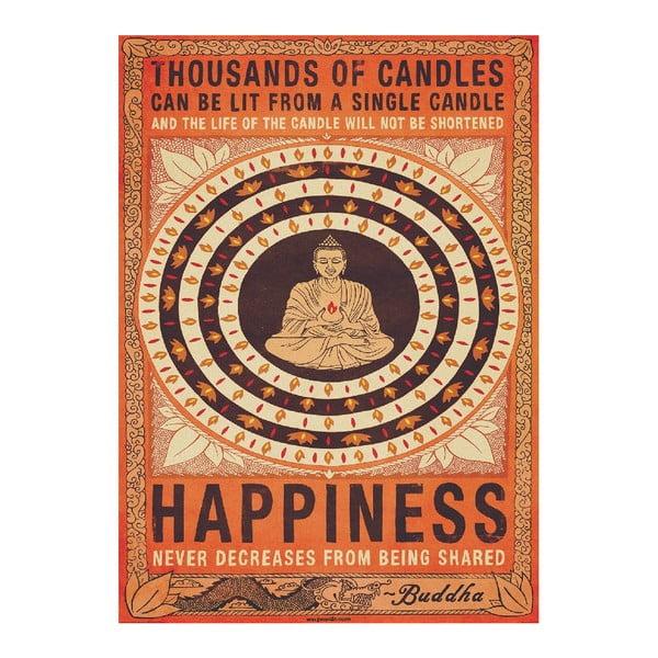 Tapeta wielkoformatowa Happiness, 158x232 cm