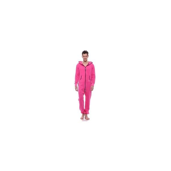 Kombinezon po domu Streetfly Thin Pink, M, unisex