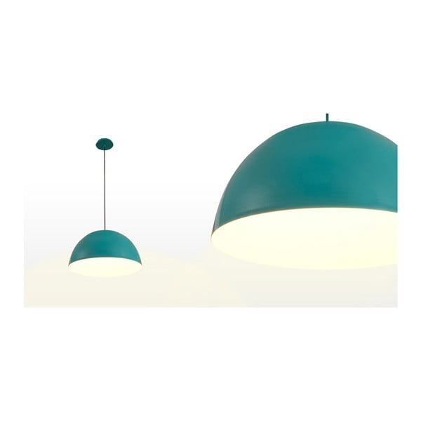 Lampa sufitowa Outside Turquoise/White
