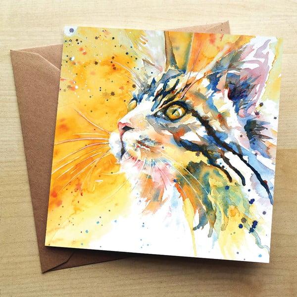Kartka okolicznościowa Wraptious Cat's Eyes