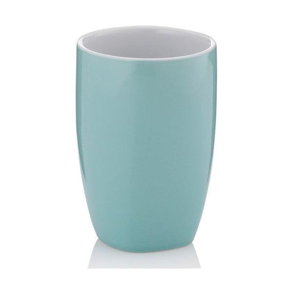 Miętowy kubek ceramiczny Kela Lindano