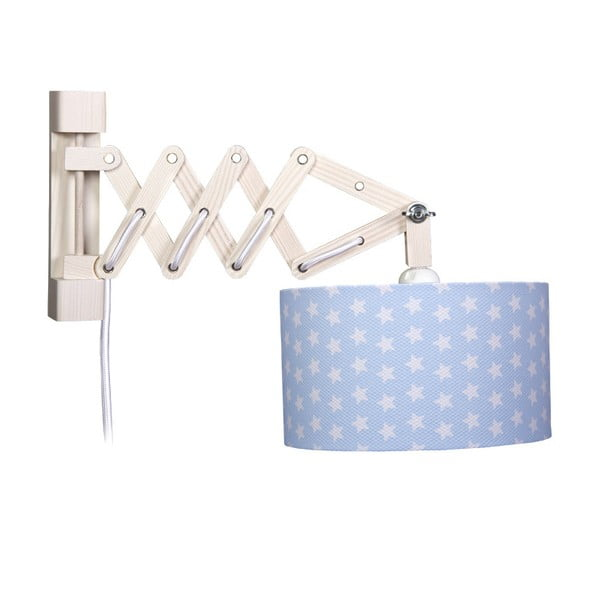 Lampa ścienna Blue Star