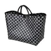 Torba Lima Shopper Black/Silver