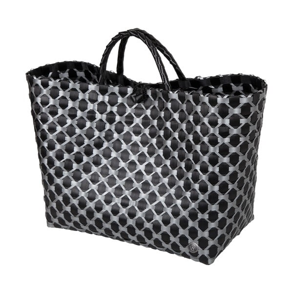 Torba Lima Shopper Black/Silver