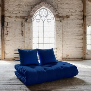 Sofa rozkładana Karup Shin Sano Black/Royal