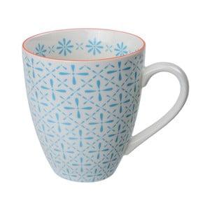 Porcelanowy kubek Orient Blue, 8,7 x9,8 cm