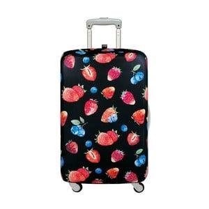 Pokrowiec na walizkę LOQI Strawberries