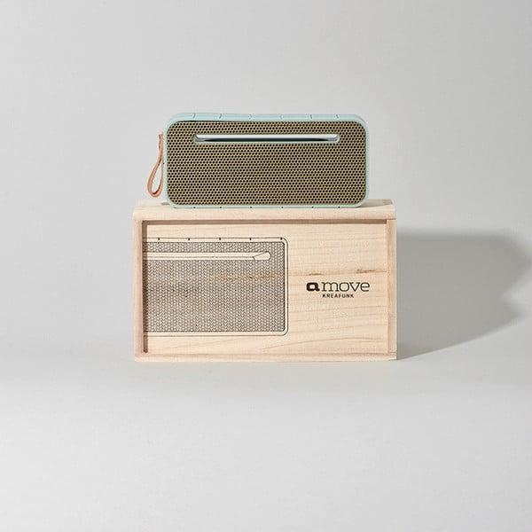 Głośnik bezprzewodowy aMove Dusty Blue