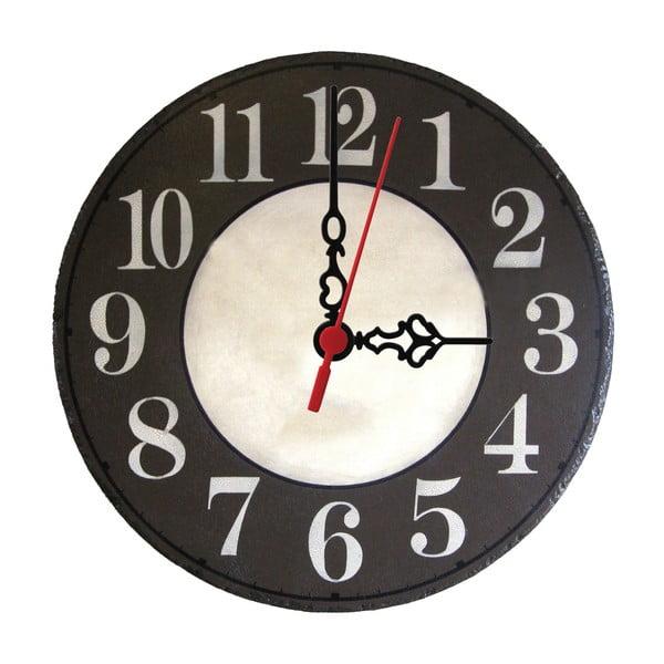 Zegar ścienny Dark Side, 30 cm