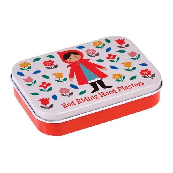 Zestaw plastrów opatrunkowych Czerwony Kapturek Rex London Red Riding Hood