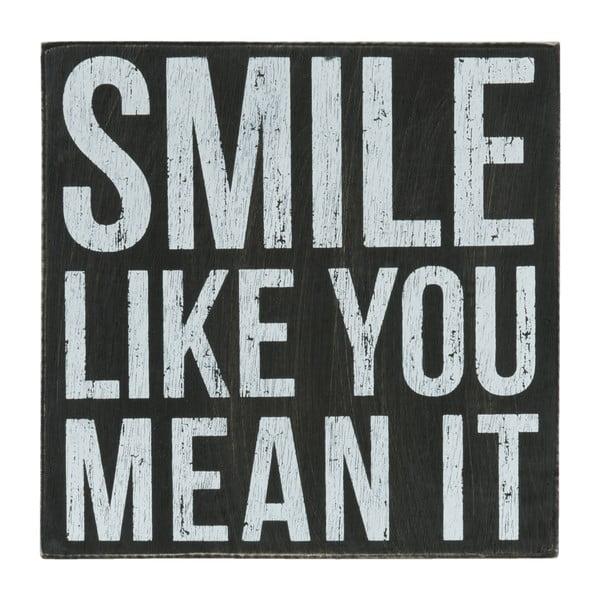 Tablica ścienna Smile